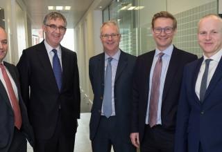 Fund II - Ray Stenton, Grant Berry, Michael Joseph, John Rastrick and Dan Wright